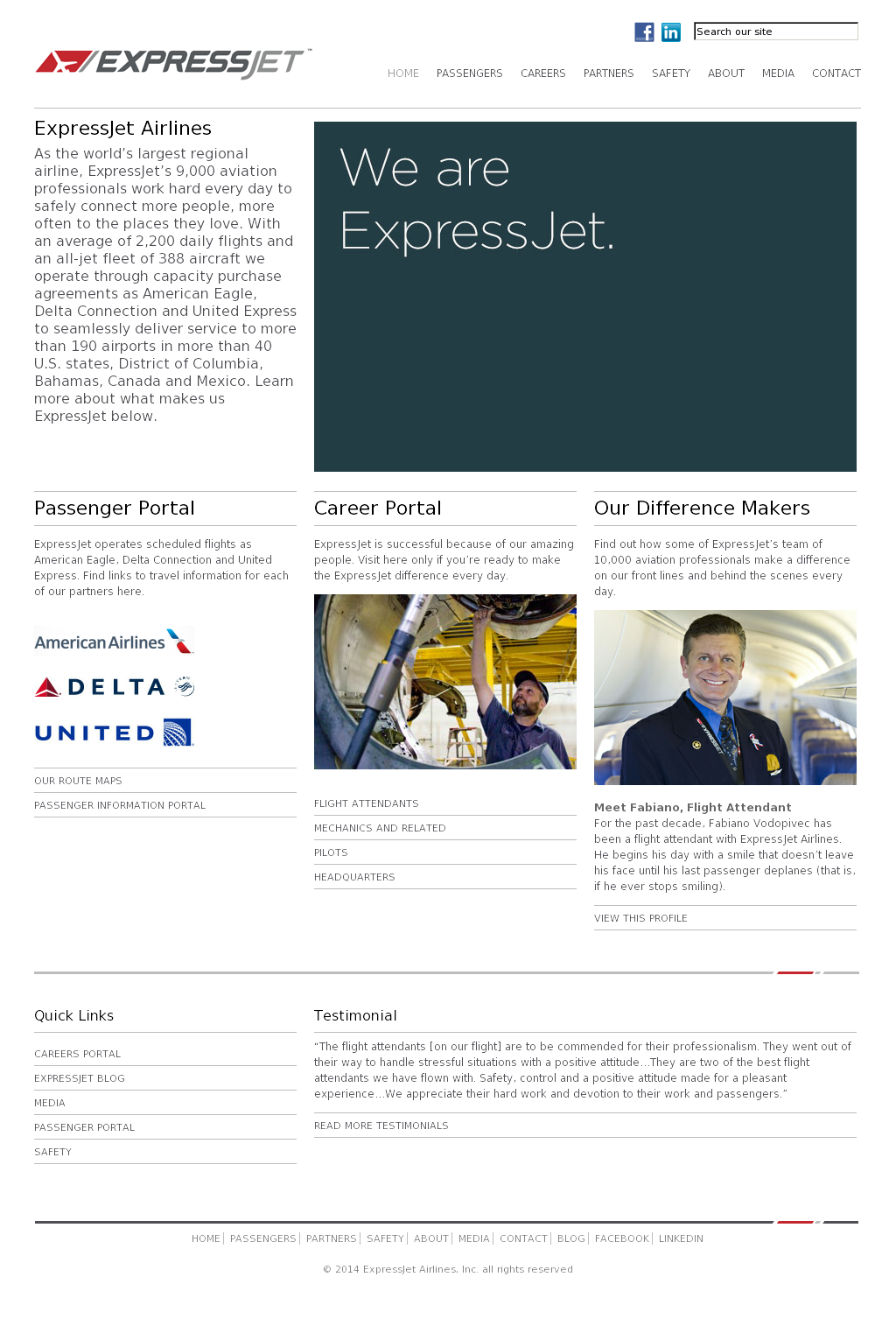 ExpressJet Competitors, Revenue and Employees - Owler