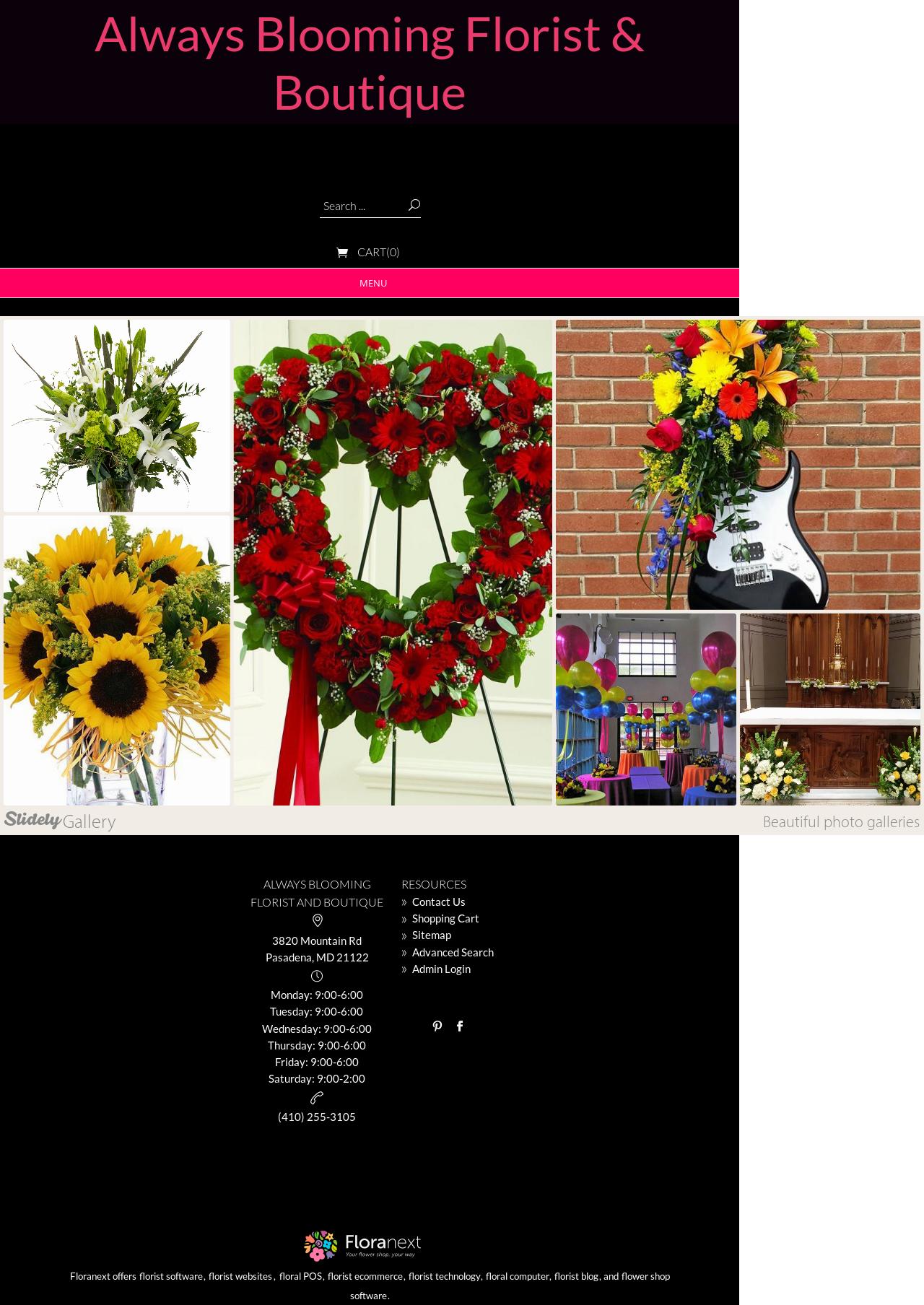 Always Blooming Florist Boutique