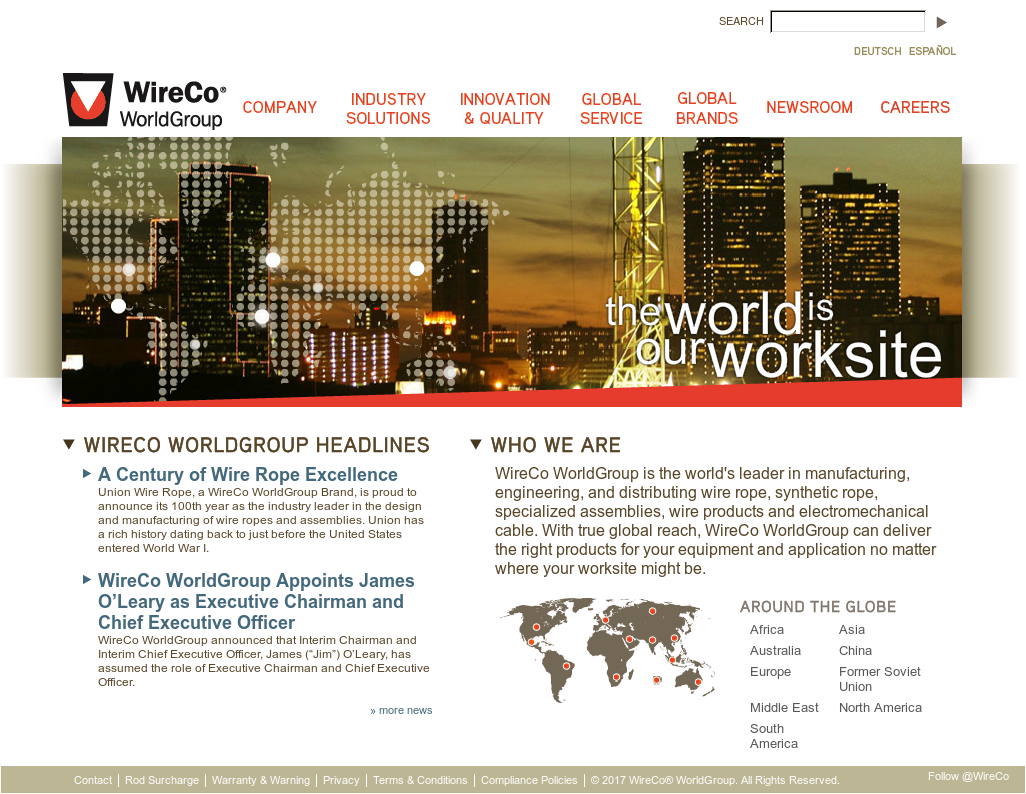 WireCo Competitors, Revenue and Employees - Owler Company Profile