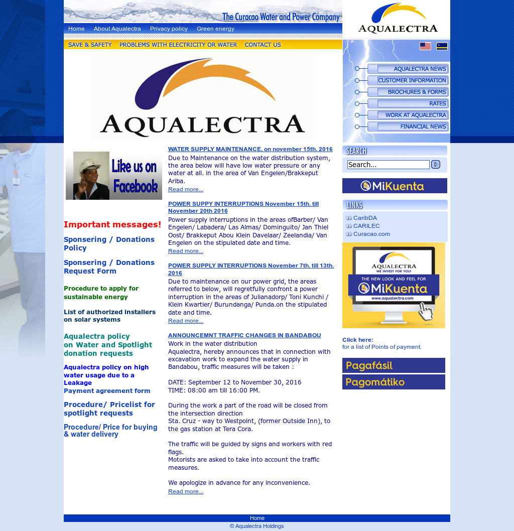 Aqualectra online dating