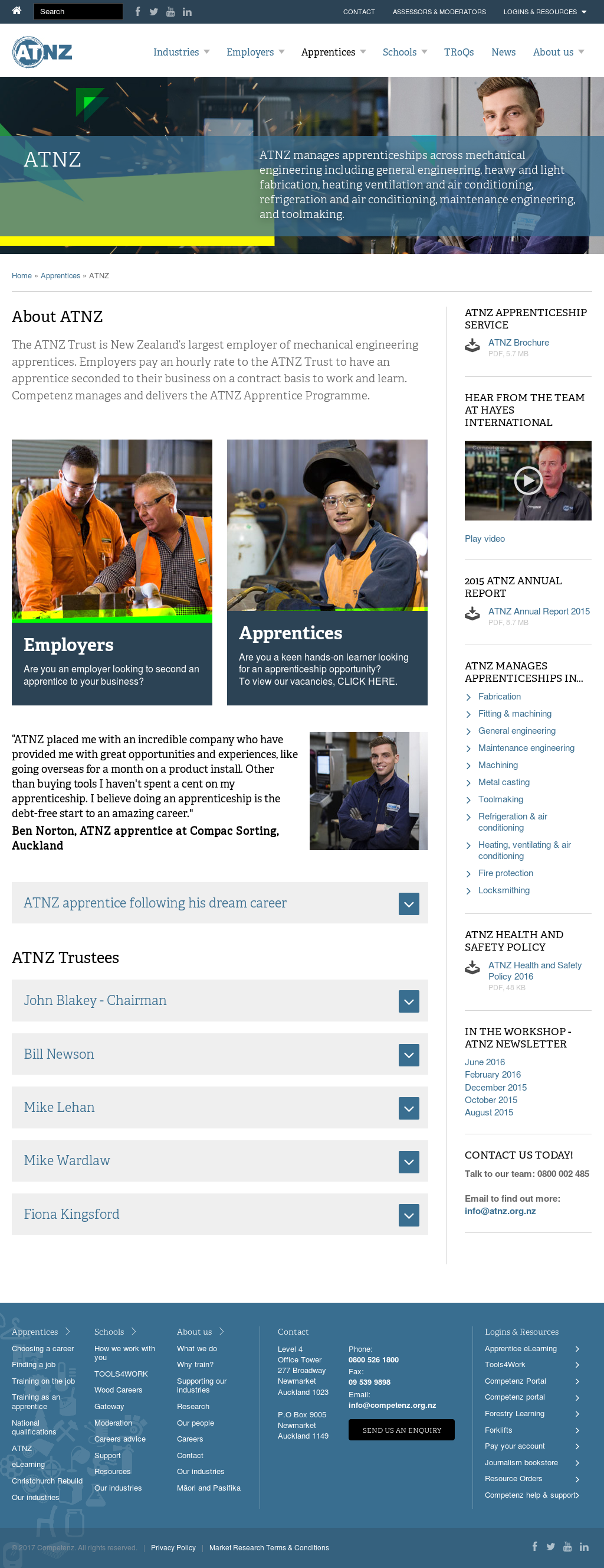 Atnz Competitors, Revenue and Employees - Owler Company Profile