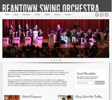 Beantown Swing Orchestra Competitors Revenue And Employees