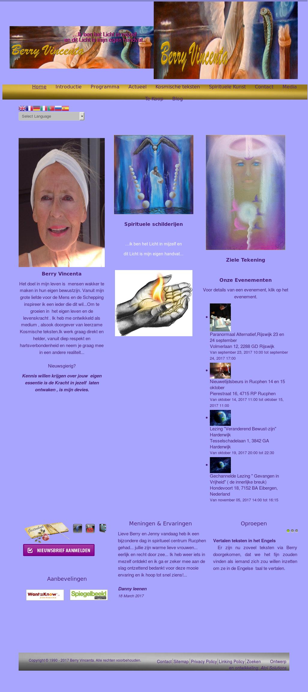 Spiritualiteit dating site