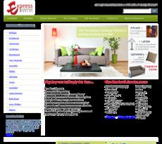 Express Furniture Rental Website History