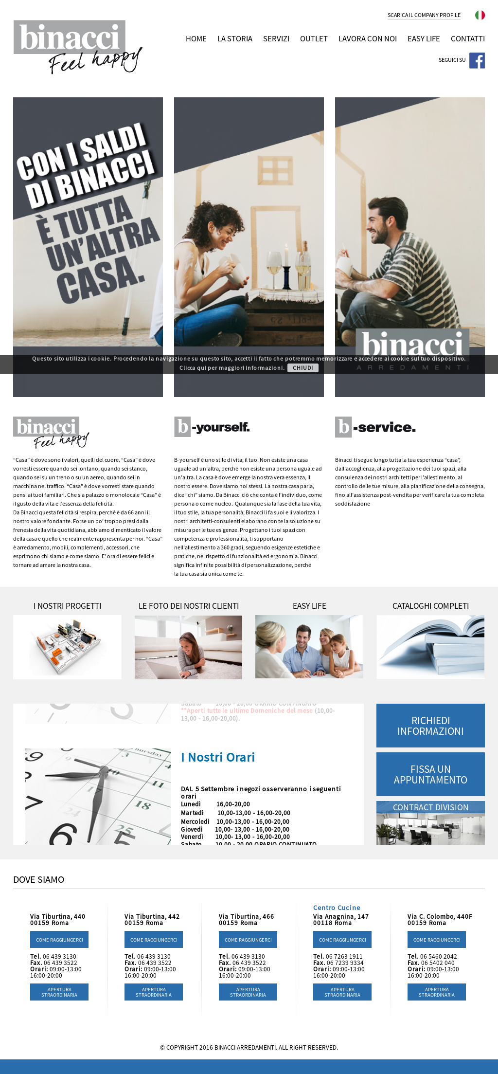 Binacci Arredamenti Srl Competitors, Revenue and Employees - Owler ...