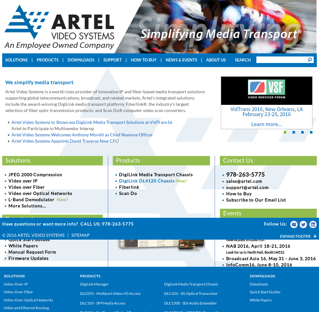 Artel Video Systems Competitors, Revenue and Employees - Owler