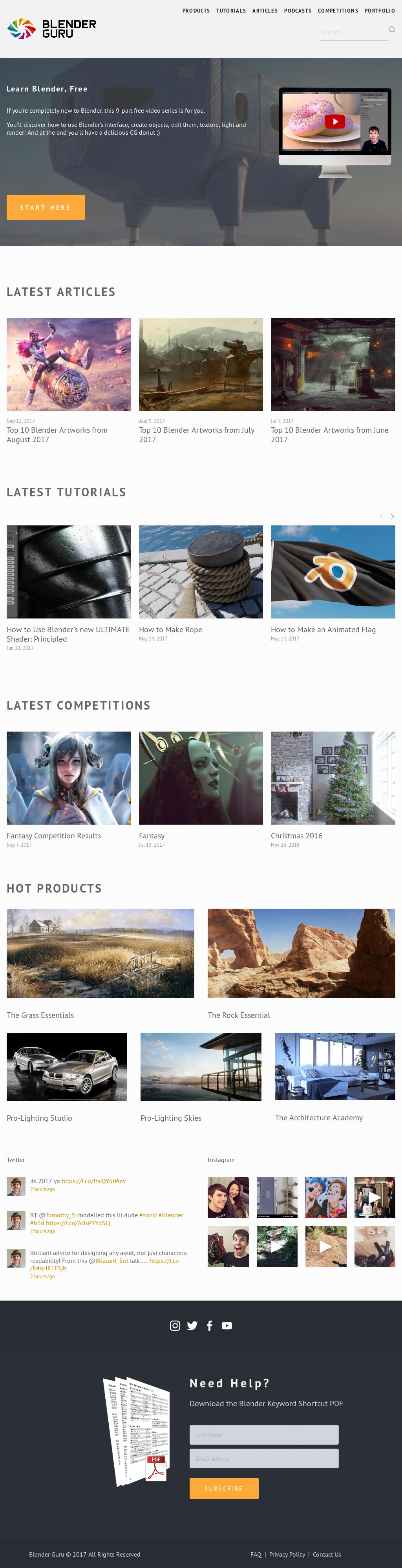 Blender Guru Competitors, Revenue and Employees - Owler Company Profile