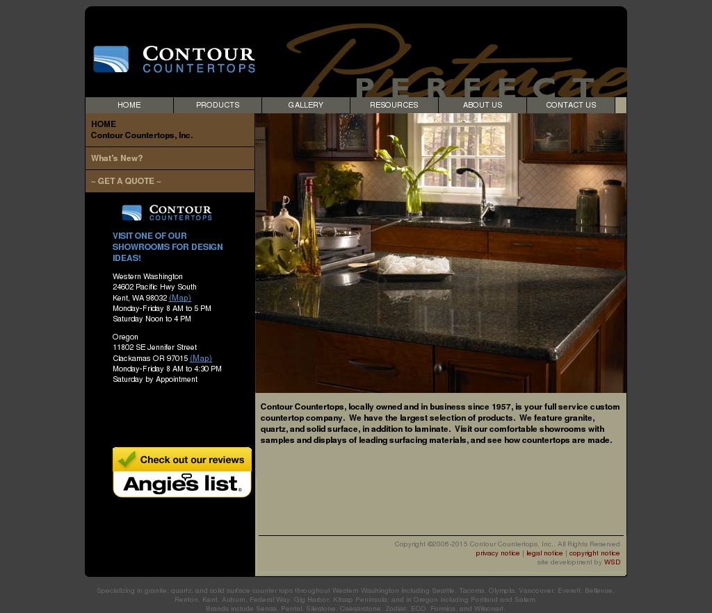 Contour Countertops Competitors, Revenue And Employees   Owler Company  Profile