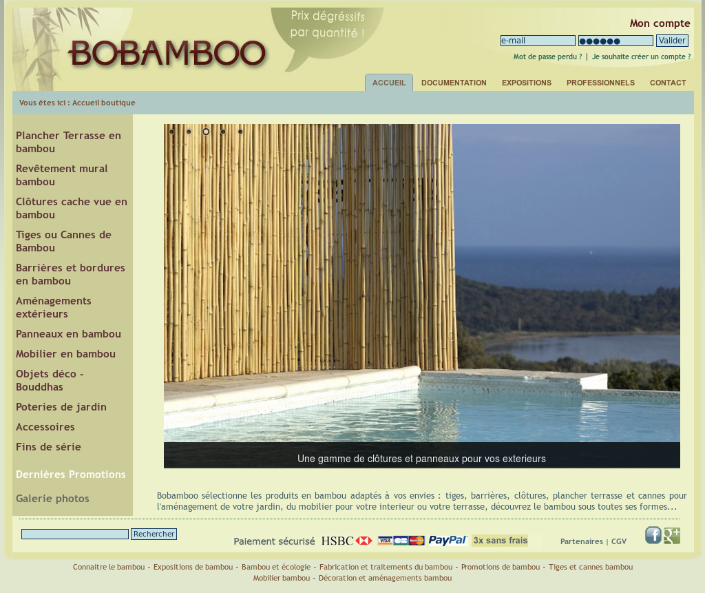 Bambou Pour Cloture Jardin bobamboo competitors, revenue and employees - owler company