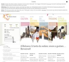 Azienda Di Soggiorno E Del Turismo Di Bolzano / Verkehrsamt Bozen ...