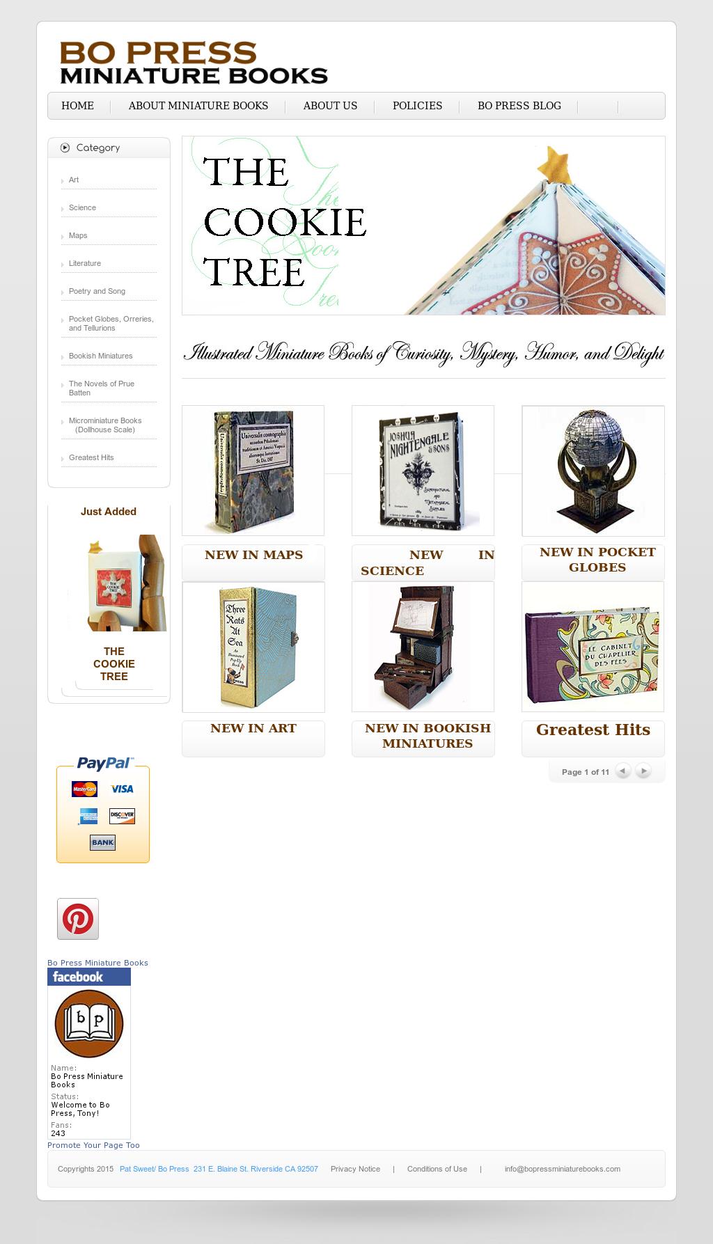 Bo Press Miniature Books Competitors, Revenue and Employees