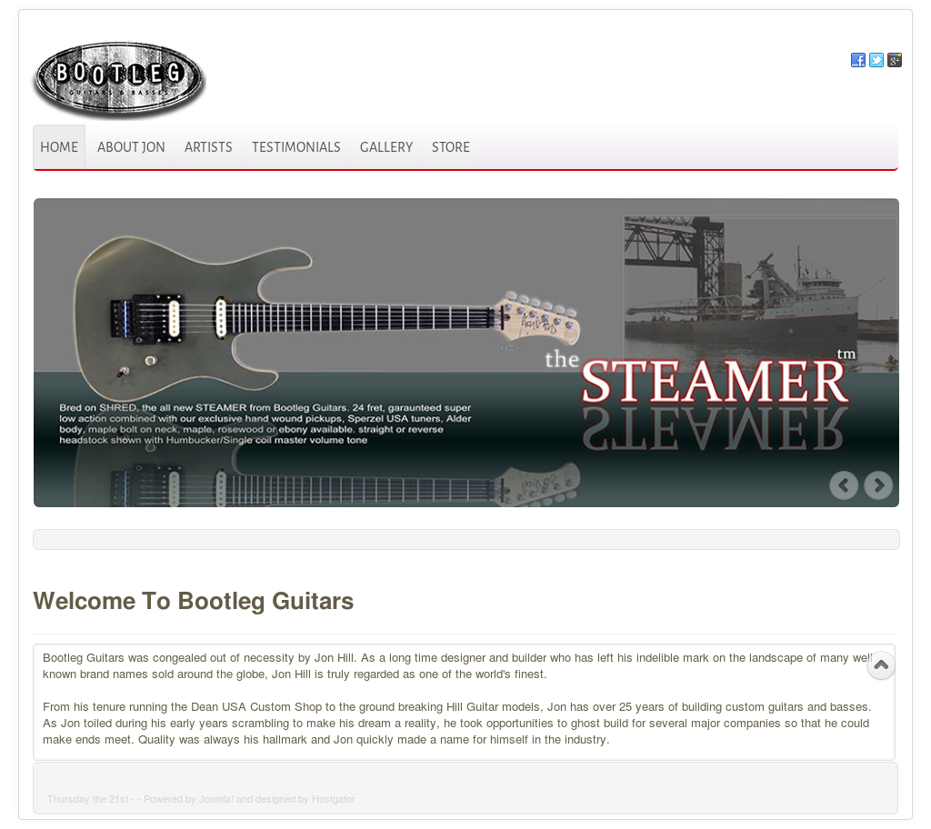 Bootleg Guitars Competitors, Revenue and Employees - Owler Company