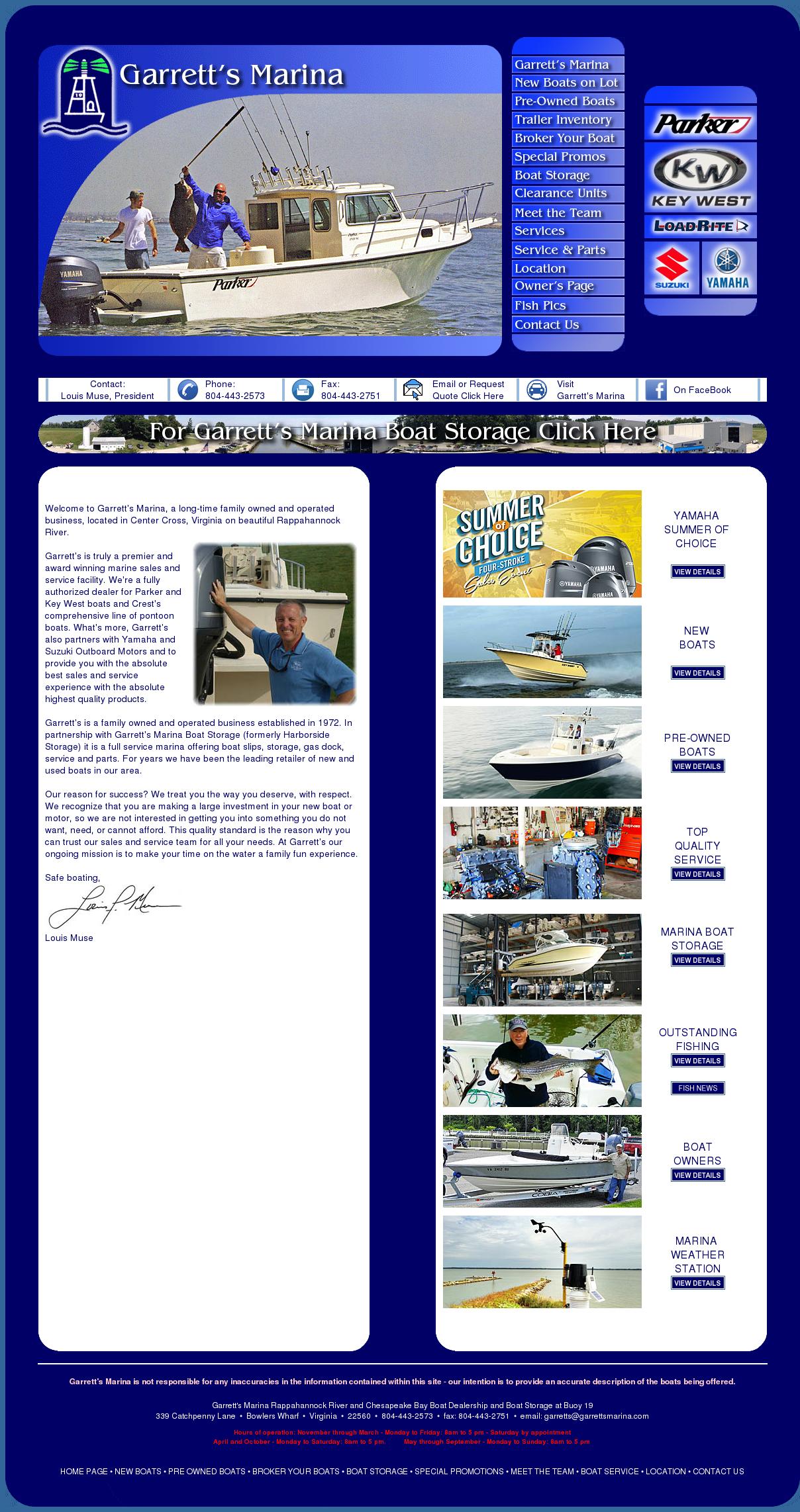 Garrett'S Marina Competitors, Revenue and Employees - Owler