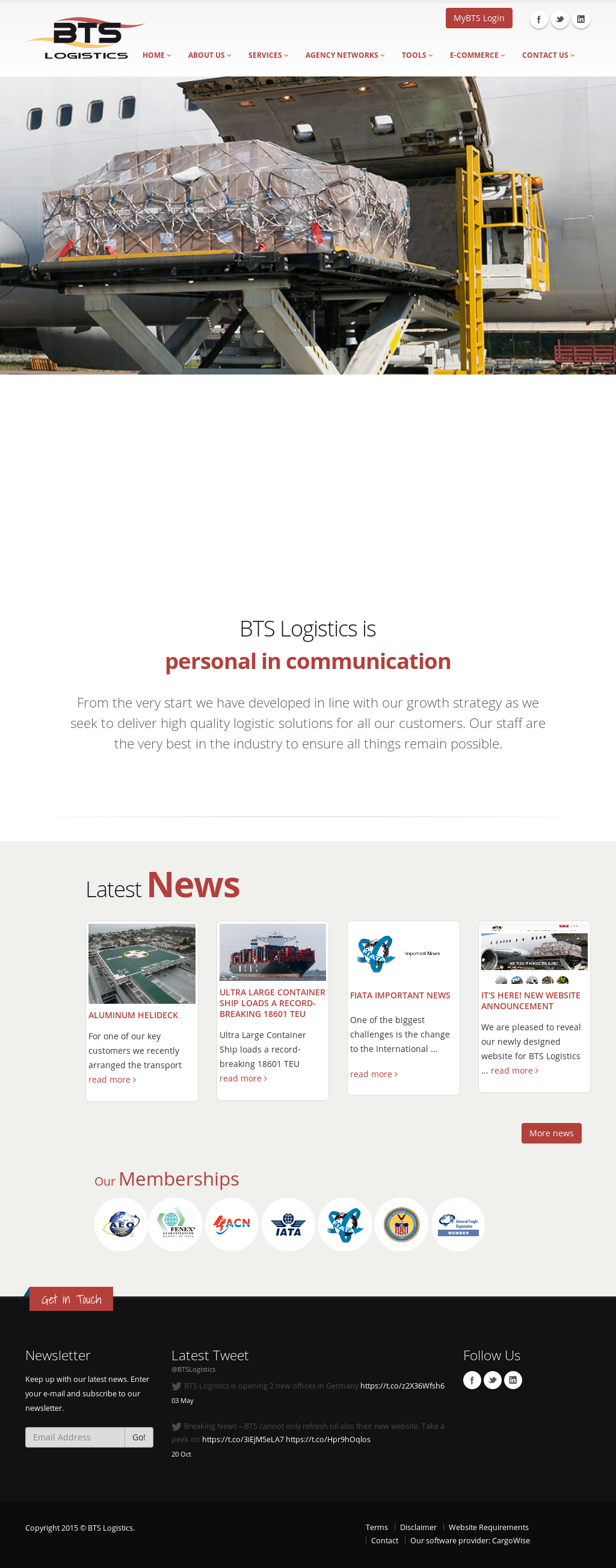 BTS Logistics Competitors, Revenue and Employees - Owler Company Profile