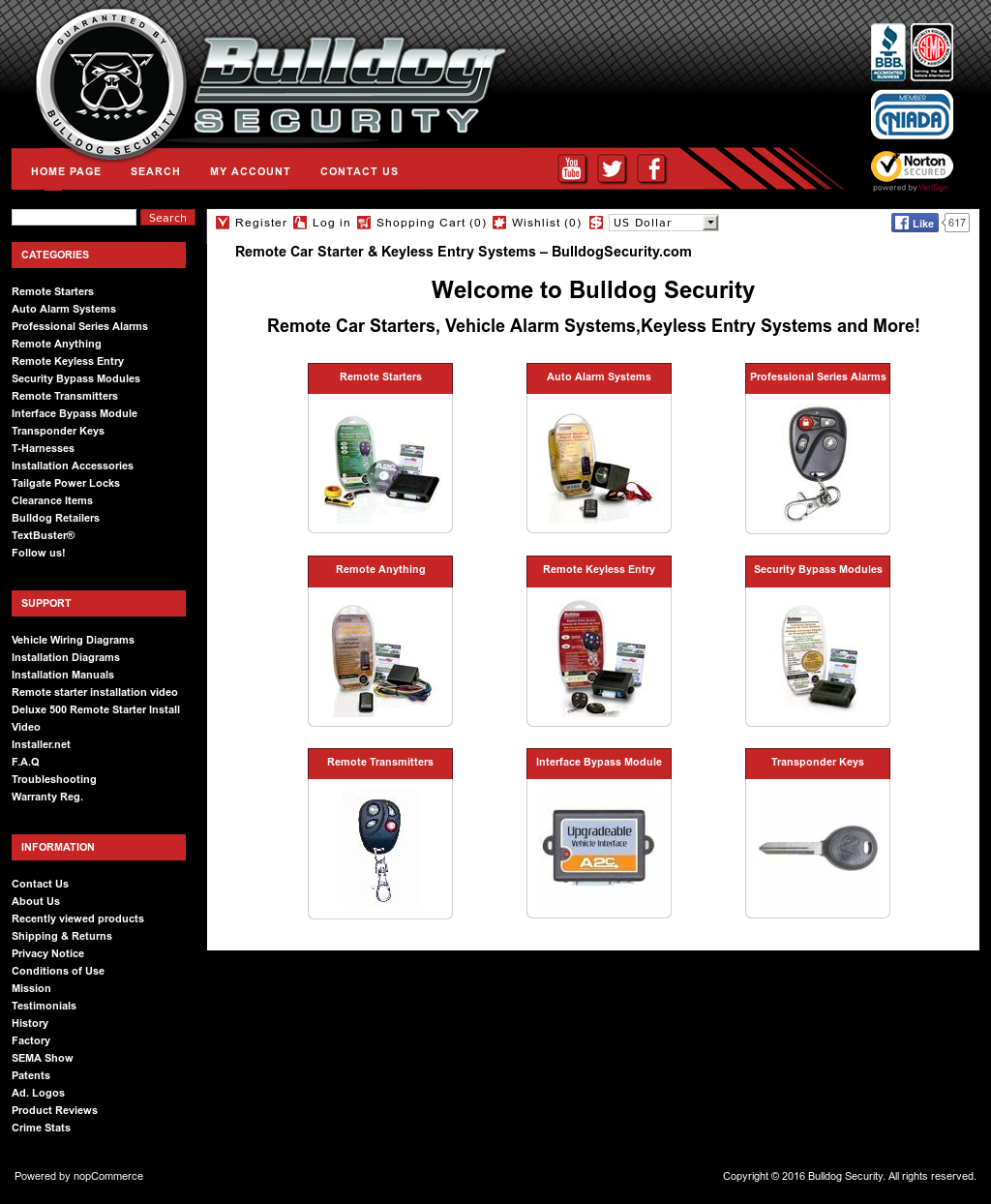 Magnificent Bulldog Security System Ideas - Electrical Diagram Ideas ...