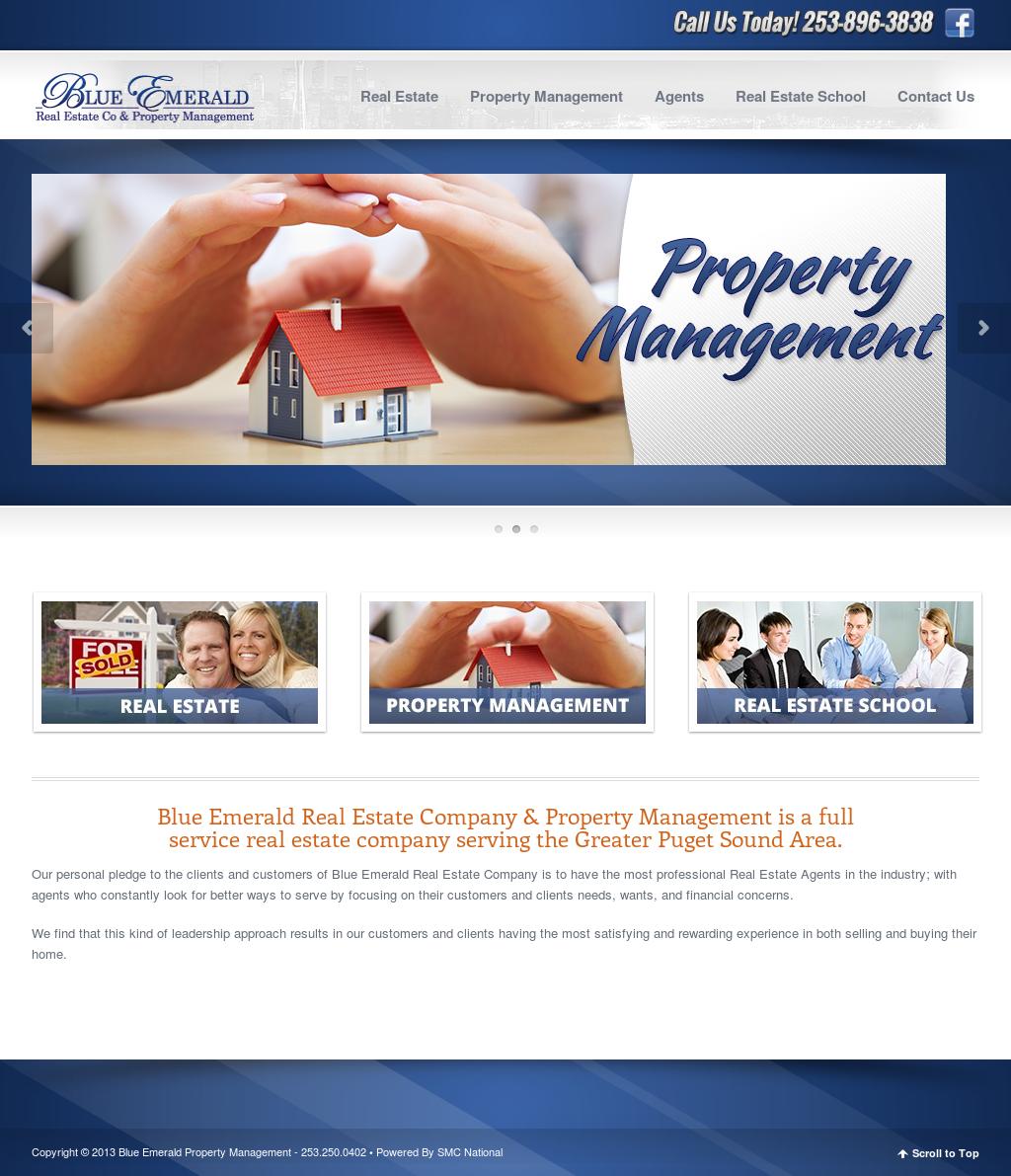 Blue Emerald Real Estate Property Management
