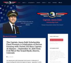 Captain Jason Dahl Scholarship Fund Competitors, Revenue and