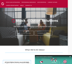 Stock options solutions
