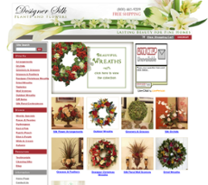 Designer silk plants and flowers competitors revenue and employees designer silk plants and flowers website history mightylinksfo