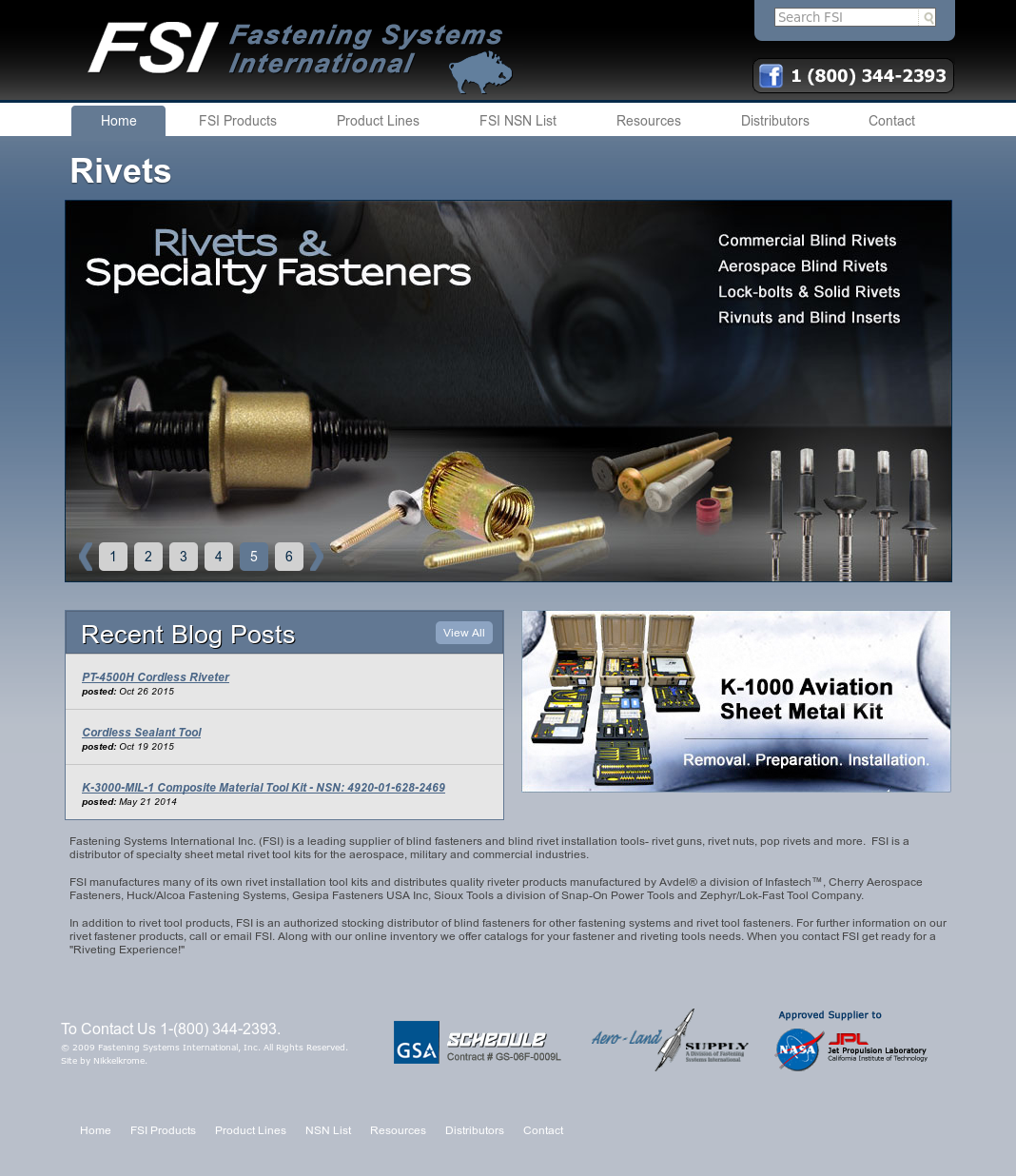 Fastening Systems International Competitors, Revenue and Employees