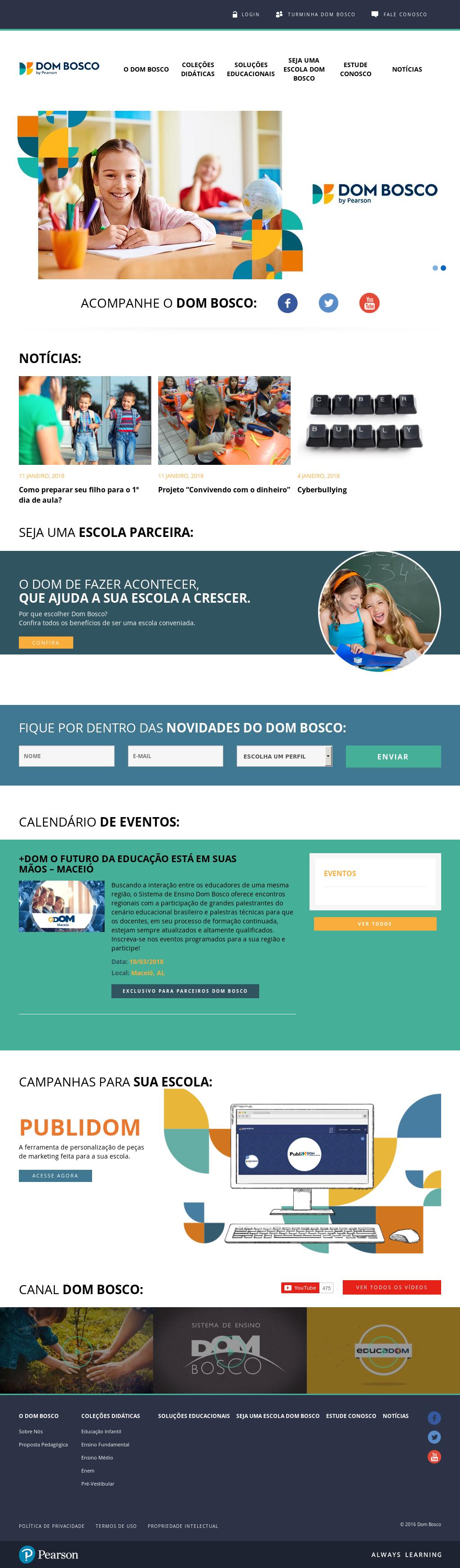 Sistema De Ensino Dom Bosco Competitors Revenue And Employees