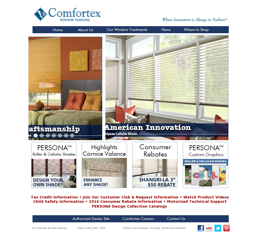 blindsanddrapery comfortex blinds tag com kitchen samples cordlessshades phaseii copy free pom serenade roman camelot