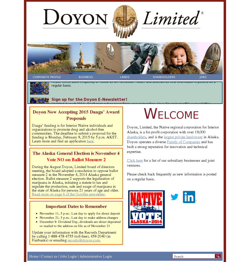 Doyon Competitors, Revenue and Employees - Owler Company Profile