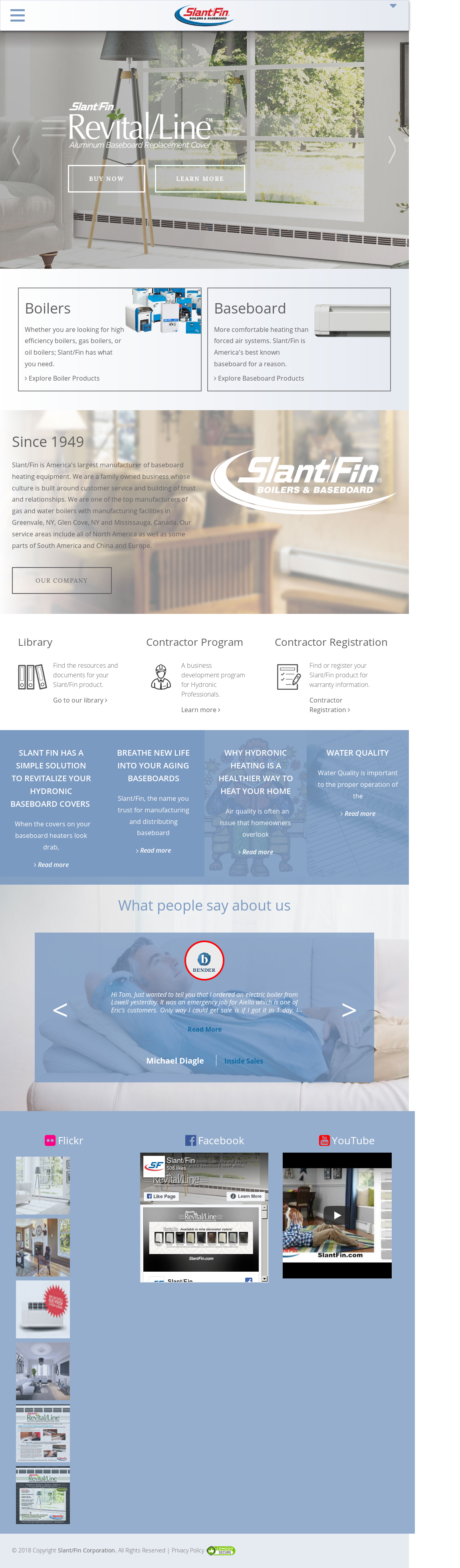 Slant/Fin Competitors, Revenue and Employees - Owler Company Profile