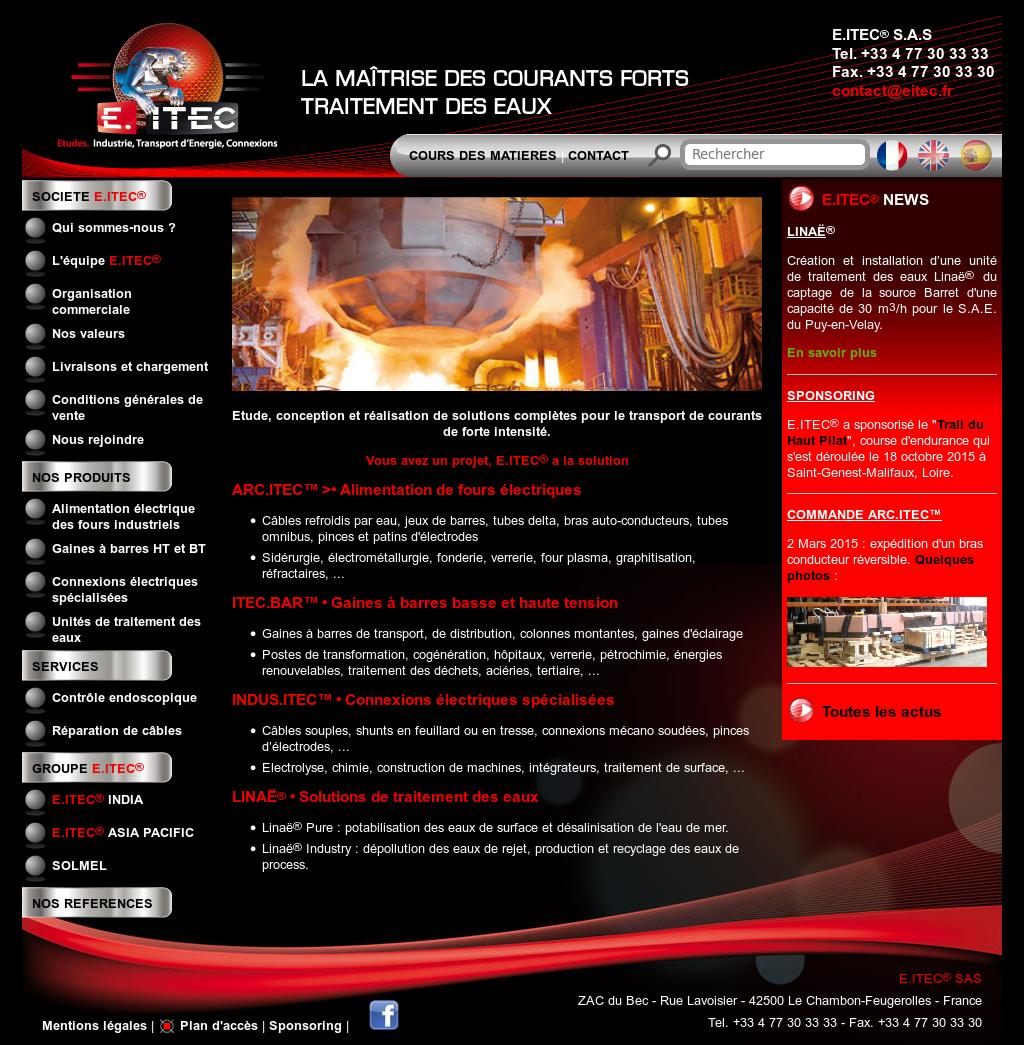 Design Creation Le Puy En Velay eitec competitors, revenue and employees - owler company profile
