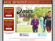 Shoe sensation coupons