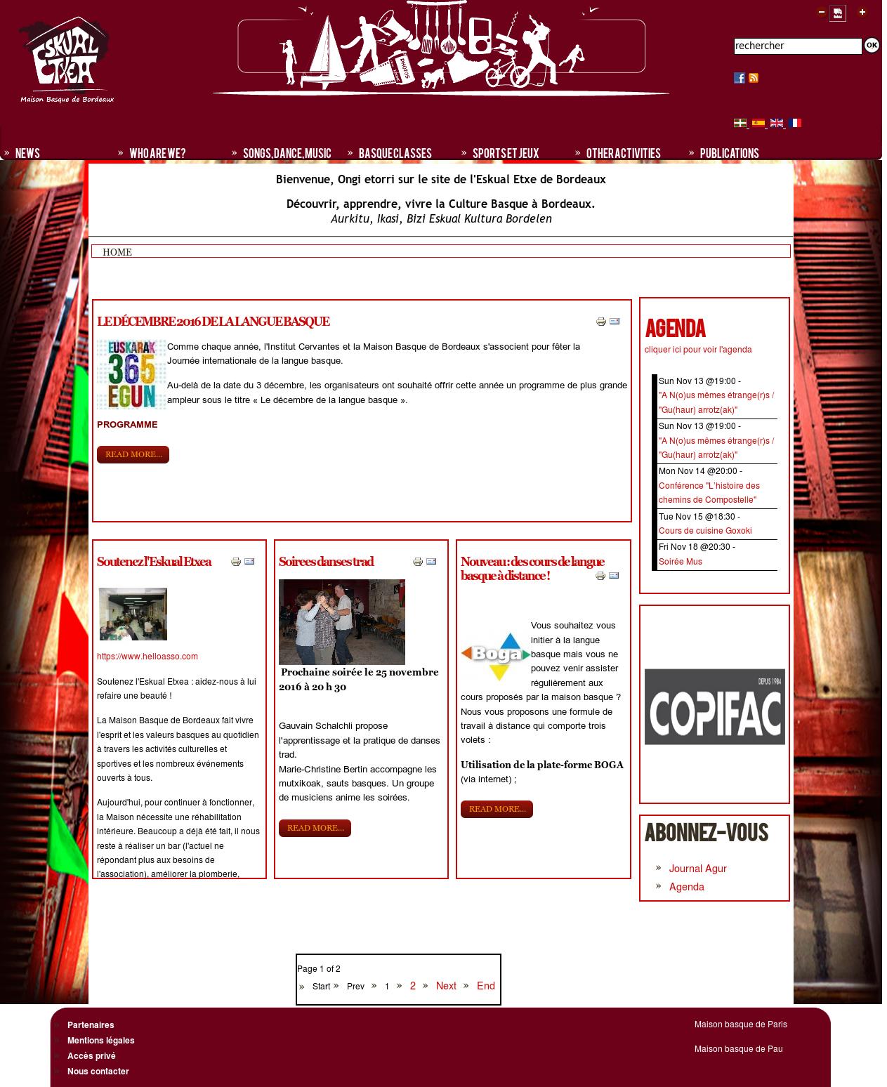 Bordeleko Eskual Etxea Maison Basque De Bordeaux S Competitors Revenue Number Of Employees Funding Acquisitions News Owler Company Profile