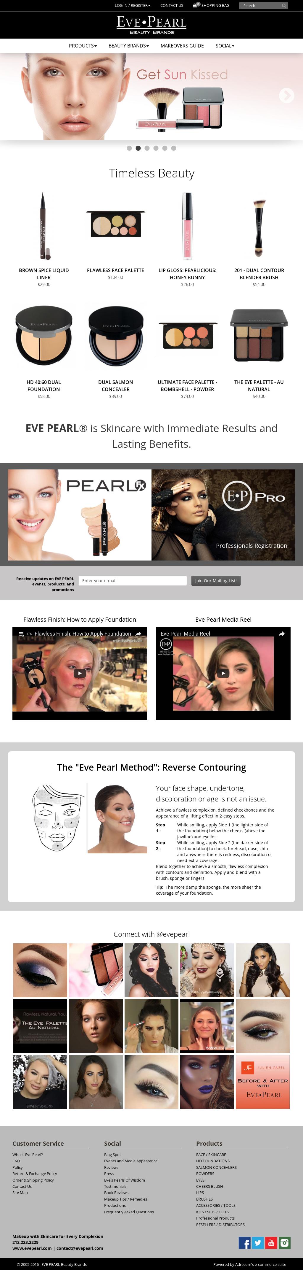 Eve Pearl Makeup Reviews Saubhaya