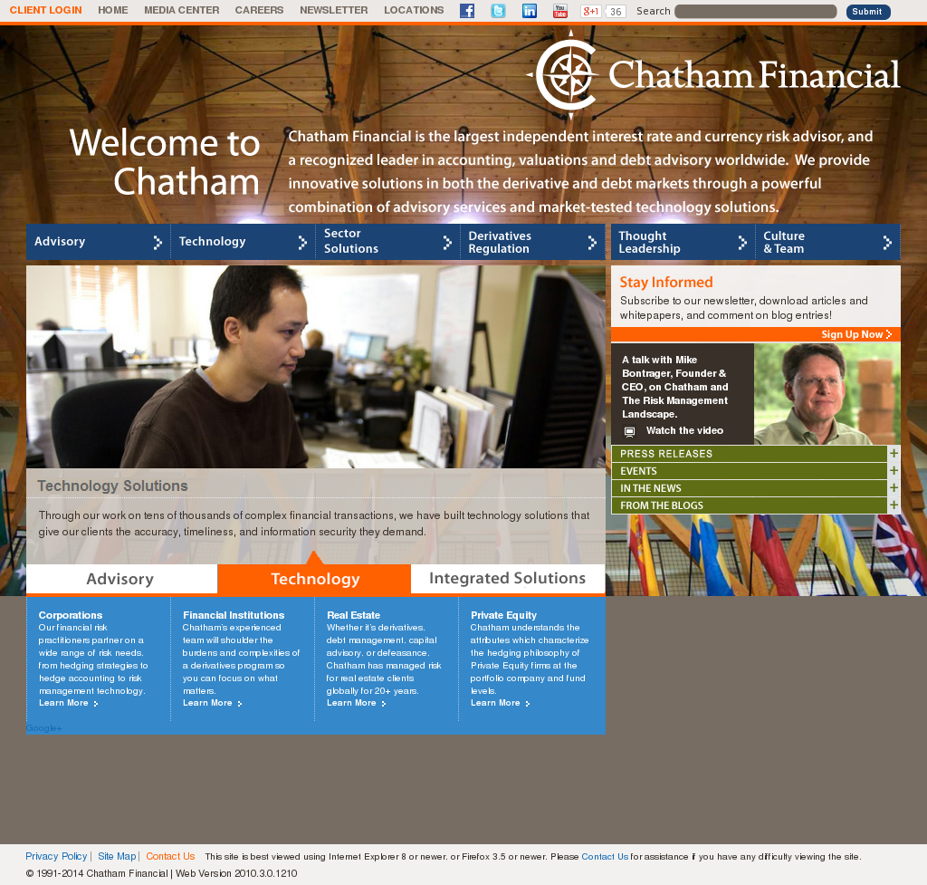 Chatham Financial Competitors, Revenue and Employees - Owler Company