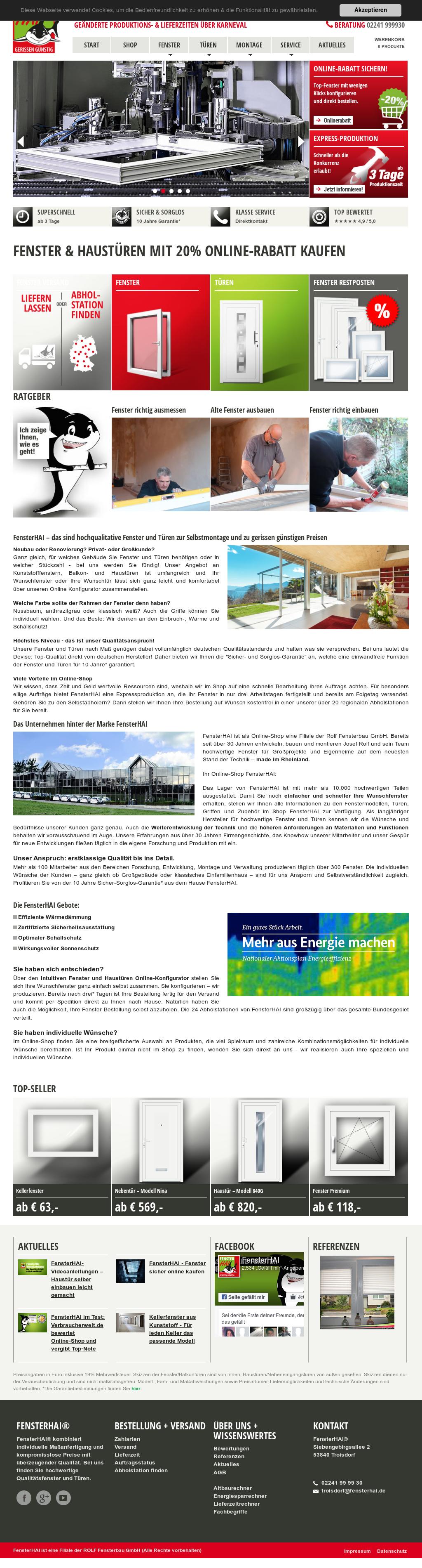 fensterhai competitors, revenue and employees - owler company profile