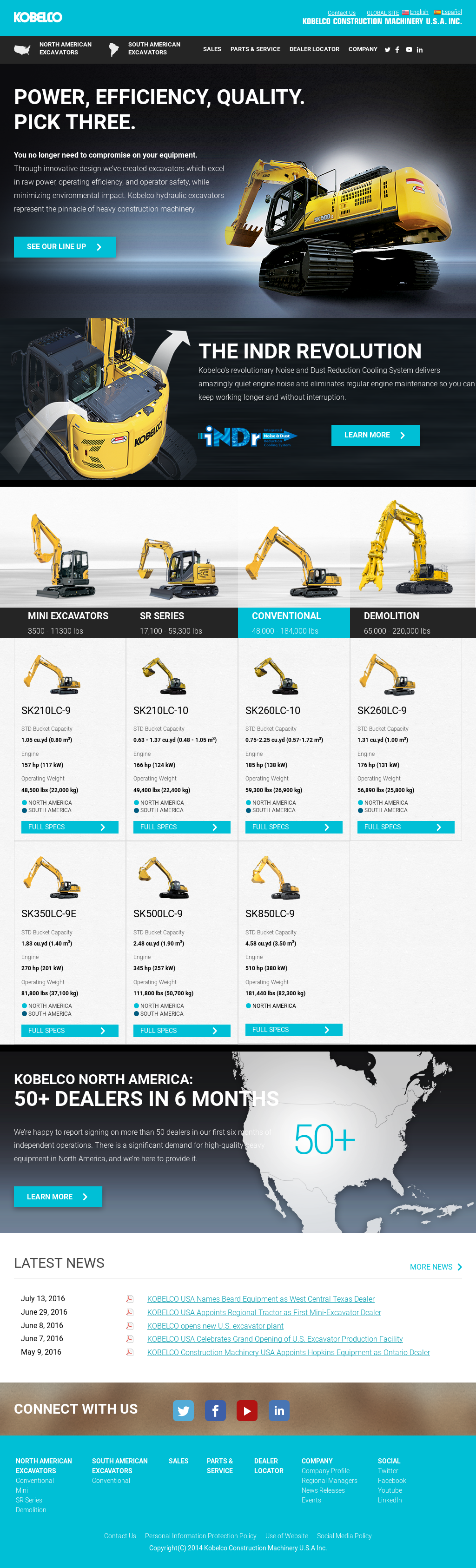 Kobelco Competitors, Revenue and Employees - Owler Company Profile