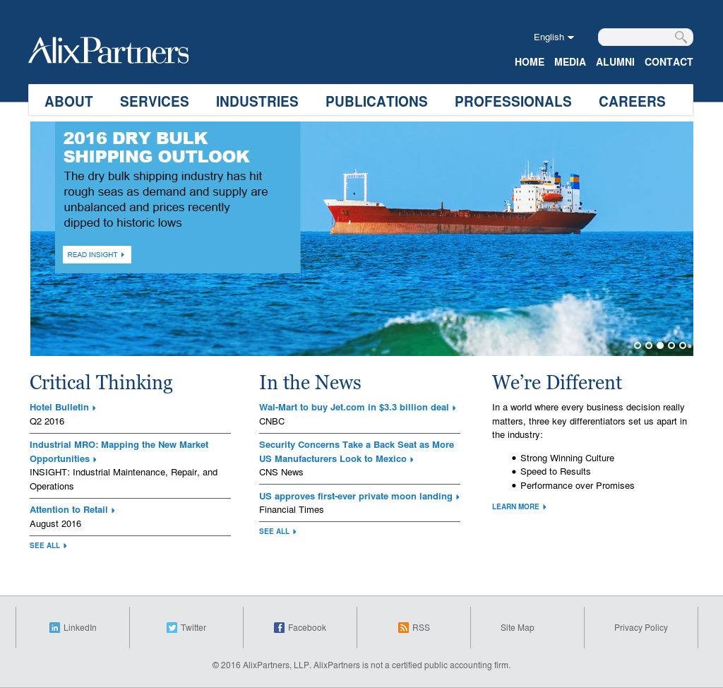 AlixPartners Competitors, Revenue and Employees - Owler