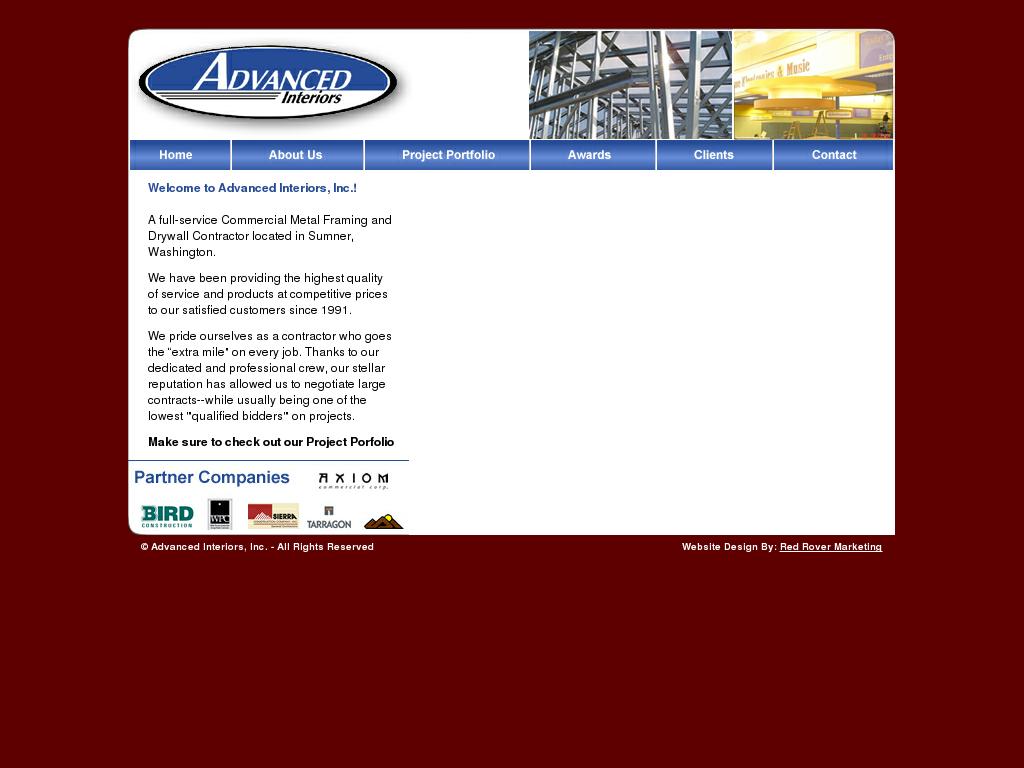Advancedinteriors Competitors, Revenue And Employees   Owler Company Profile