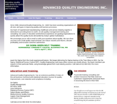 Advanced Quality Engineering Competitors, Revenue and