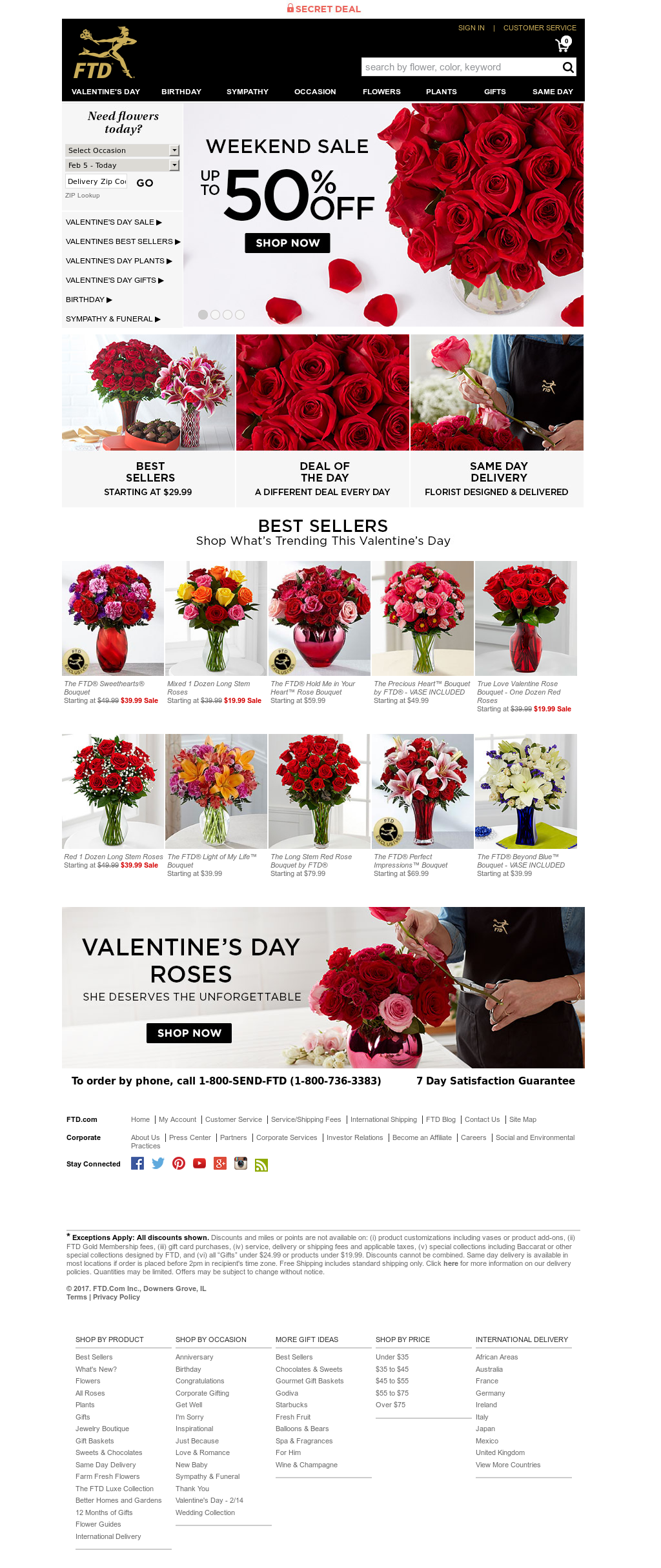 Ftd Flowers Competitors Revenue And Employees Owler Company Profile