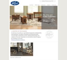 Nov 2016. Feb 2017. May 2017. A.A. Laun Furniture Website History