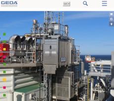 Geda-dechentreiter Competitors, Revenue and Employees