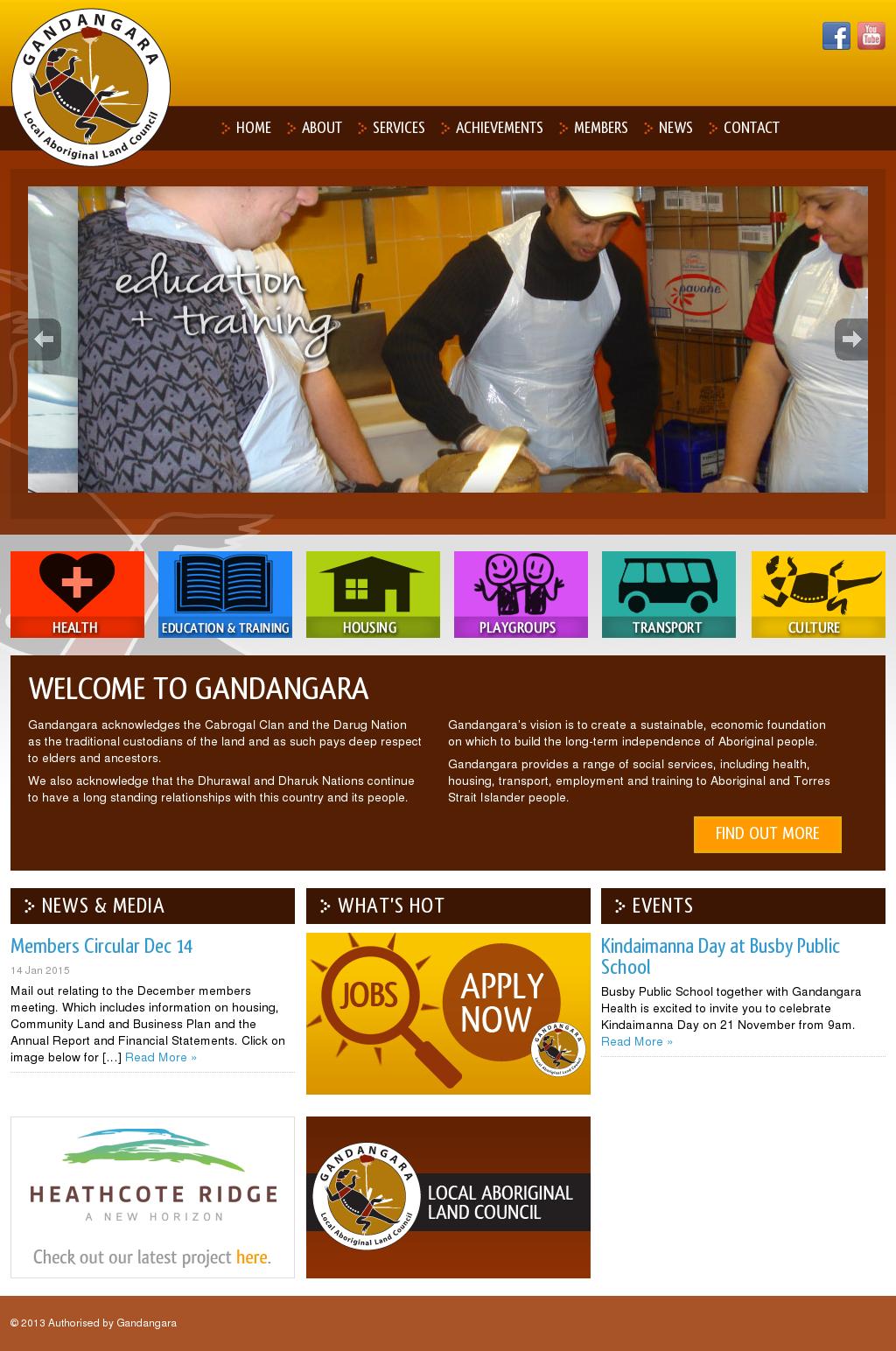 Gandangara Local Aboriginal Land Council Competitors