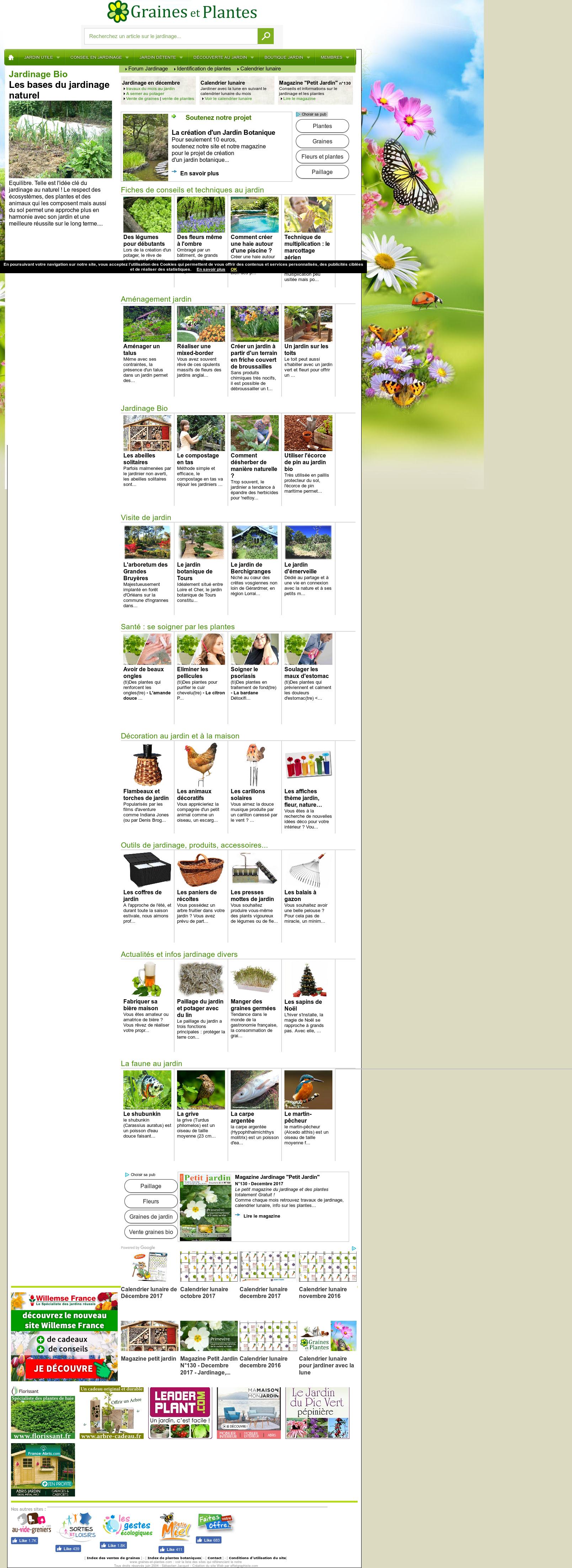 Calendrier Lunaire Graine Et Plantes.Graines Et Plantes Competitors Revenue And Employees