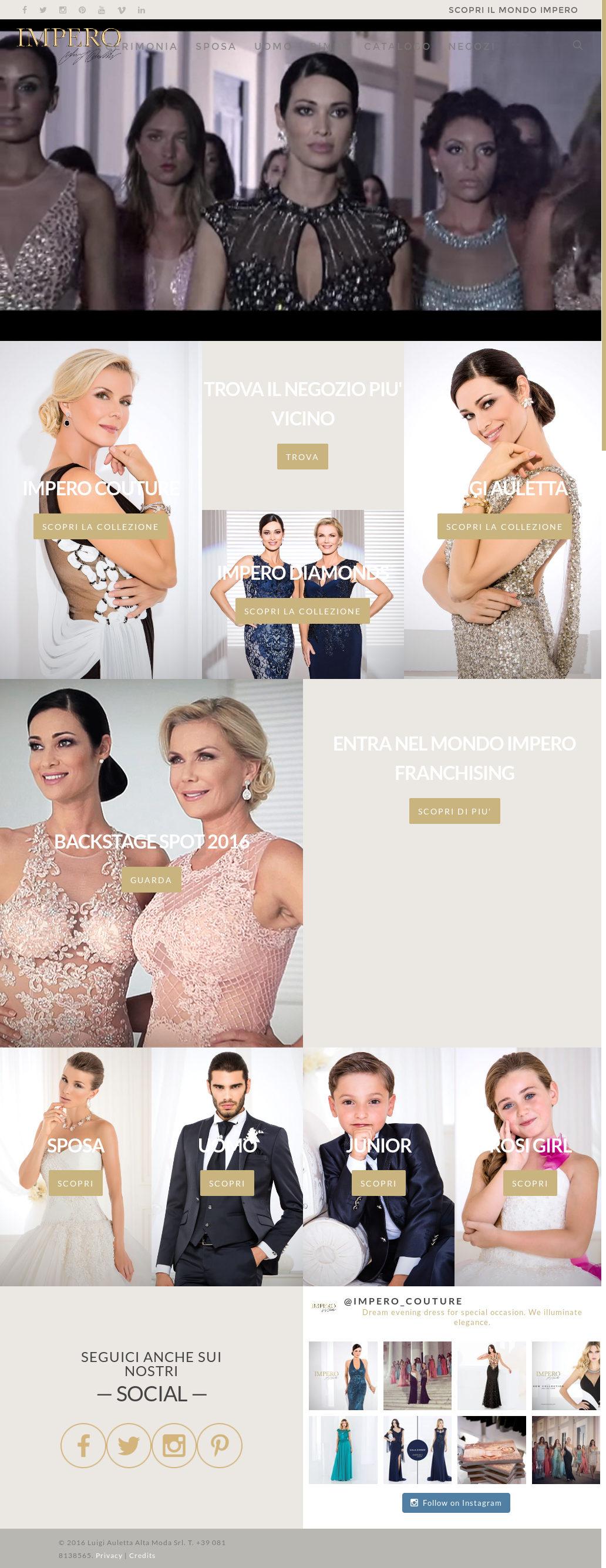 size 40 bbf25 c5727 Impero Couture Competitors, Revenue and Employees - Owler ...
