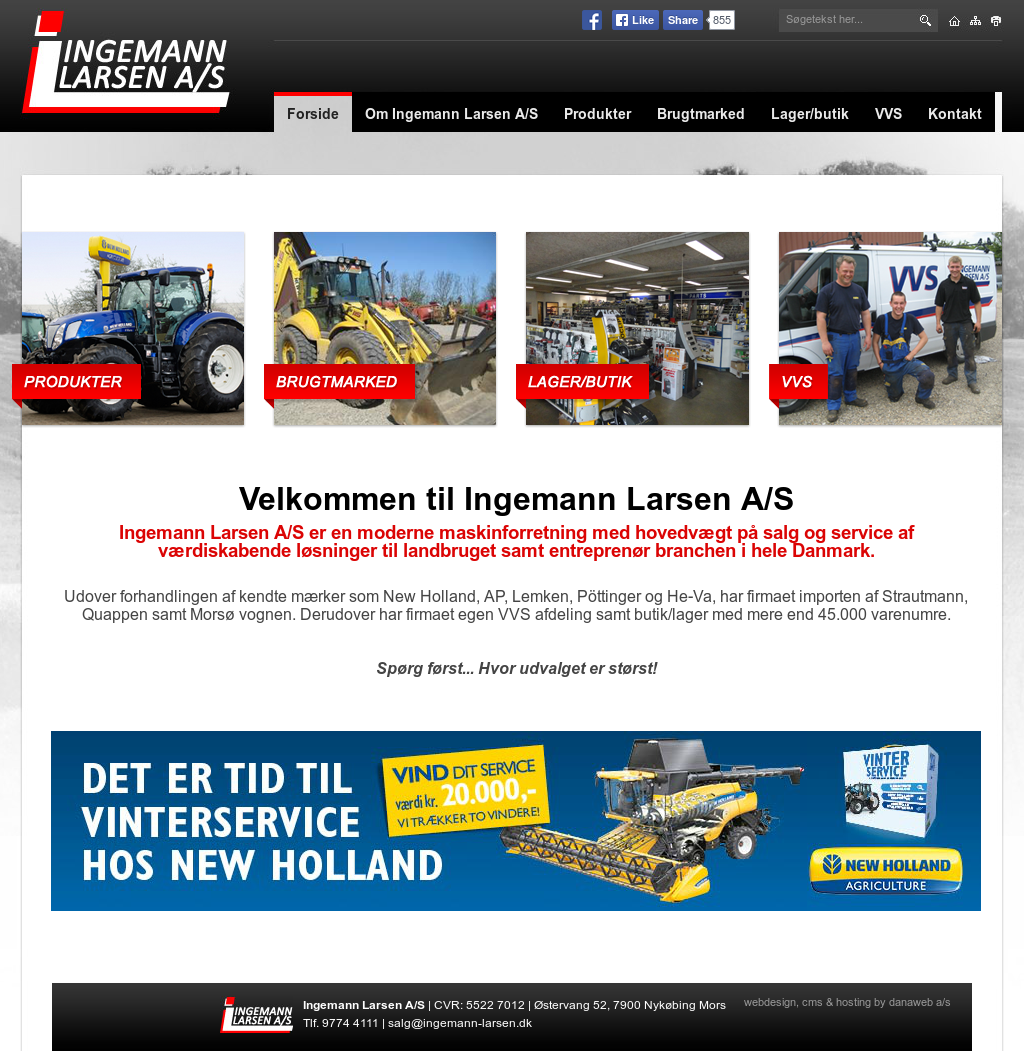 54c3864e4 Ingemann Larsen A/s Competitors, Revenue and Employees - Owler ...