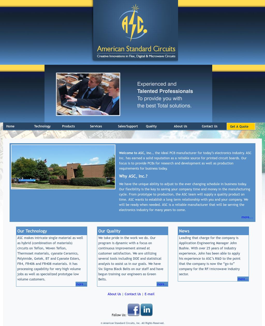 Asc I Competitors, Revenue and Employees - Owler Company Profile