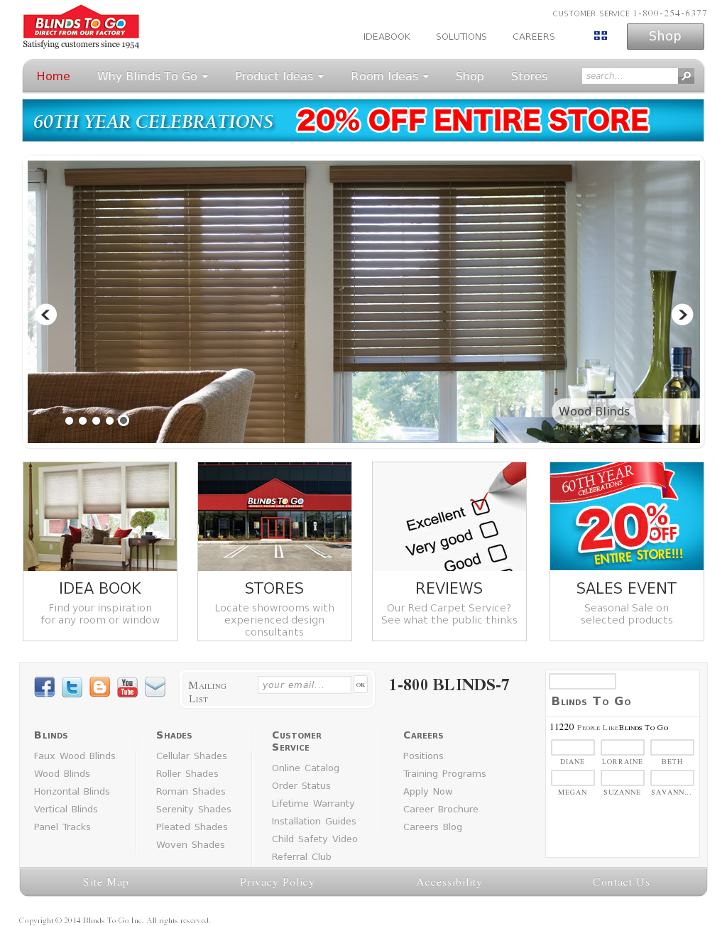 Blinds To Go Competitors Revenue And Employees Owler Company Profile