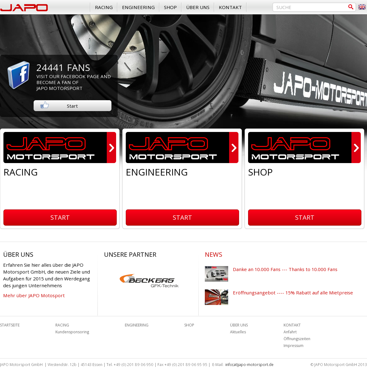 Japo Motorsport Competitors, Revenue and Employees - Owler Company ...
