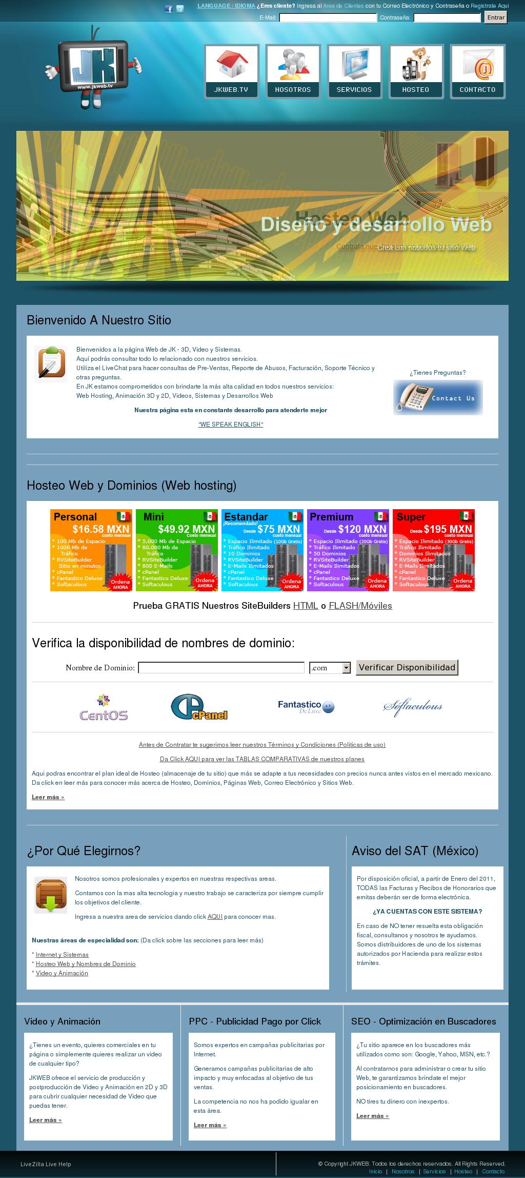 Sitios de chat en mexico