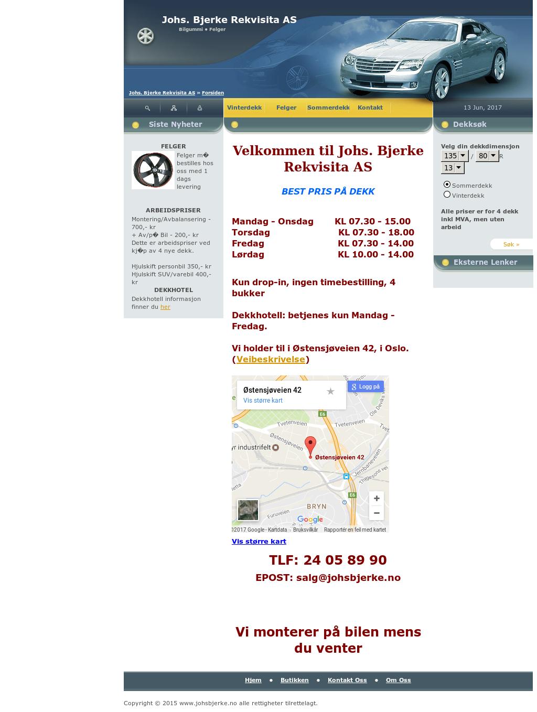 bjerke kart Johs Bjerke Rekvisita A/s Competitors, Revenue and Employees  bjerke kart
